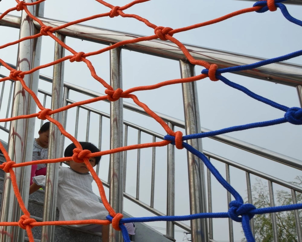 Nylon Fall Protection Safety Net(FPN06)