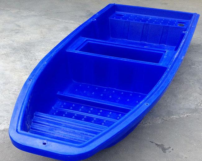 Plastic Rowing Lake Working Fishing Boat(YK3.0)